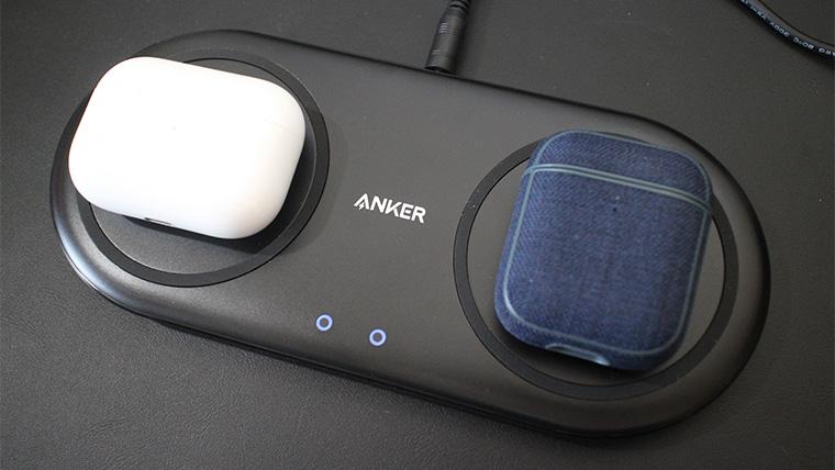 Anker PowerWave 10 Dual Pad