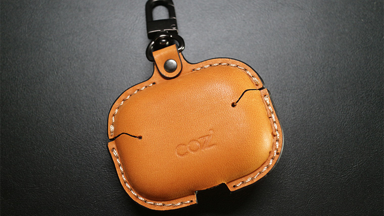 Saddle Leather Caseの裏面