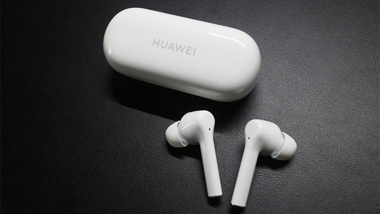 HUAWEI FreeBuds 3iのレビュー