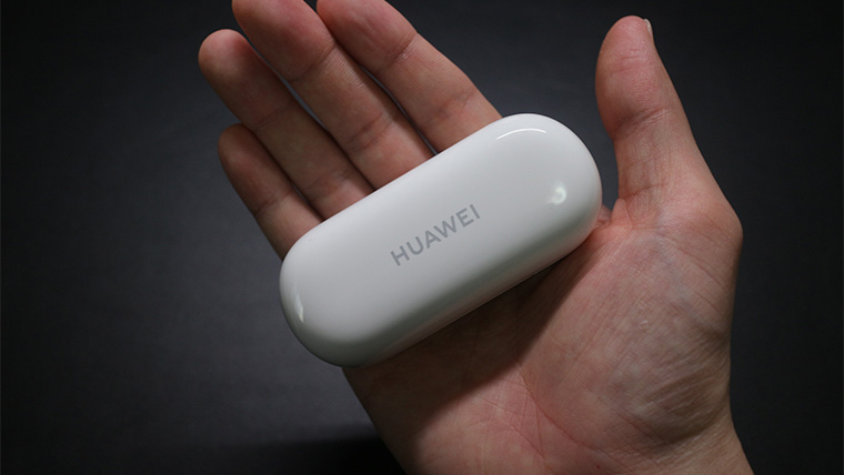 HUAWEI FreeBuds 3iの充電ケース