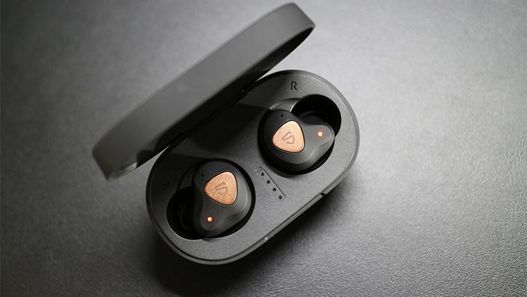 SoundPEATS Truengine3SEの充電